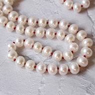 Freshwater Bouton Pearl Necklace