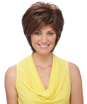 Estetica Classique synthetic wig Renae_Front View
