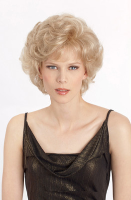 Louis Ferre Betty Monosystem Illusion Front Wig front view