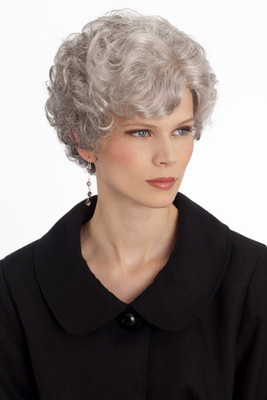 Louis Ferre Erica Monosystem Illusion Front Wig front view