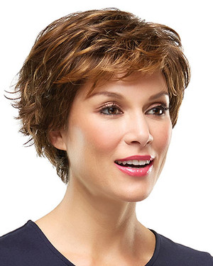 Jon Renau Chelsea Synthetic Wig Front View