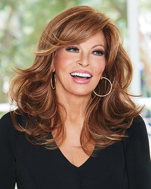 Raquel Welch Curve Appeal Synthetic Wig Front View