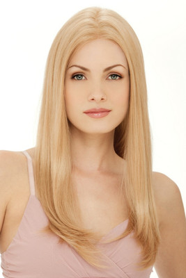 Estetica hair dynasty human hair wigs Victoria_FrontLaceLine_Front View