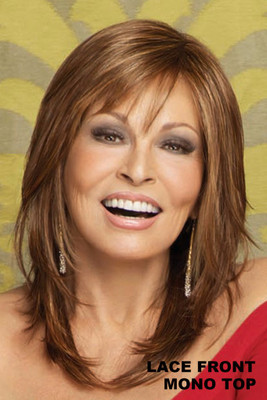 Star Quality Raquel Welch Wigs Front View