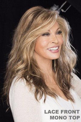 Longing for Long Raquel Welch Wigs Front View