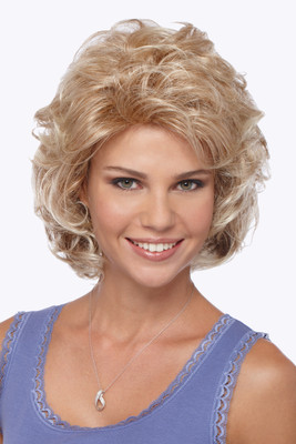 Estetica Classique synthetic wig Compliment_Front View