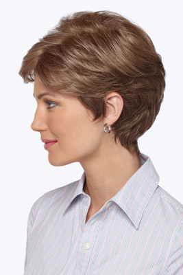 Estetica Classique synthetic wig Diamond_Side View