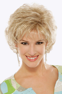 Estetica Classique synthetic wig Diana_Front View