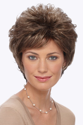 Estetica Classique synthetic wig Katie_Front View