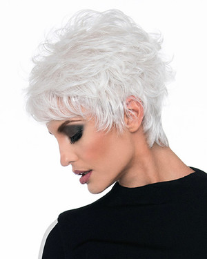 Olivia - Envy Wigs - Side view
