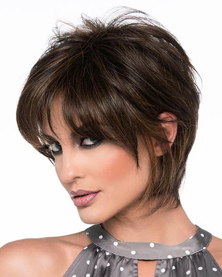 Whitney - Envy Wigs - Front Side view