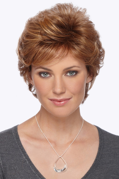 Estetica Classique synthetic wig Rebecca_Front View