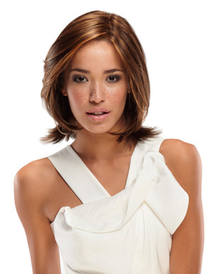Alia Smartlace Remy Human Hair Front View 1