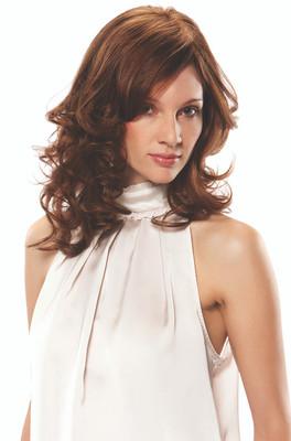 Isabella Human Hair Wig By Jon Renau Front View