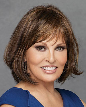 Raquel Welch Classic Cut Synthetic Front View 1