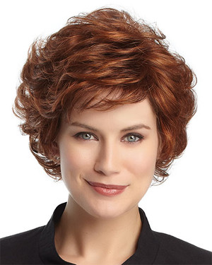 gabor synthetic wig Belle front view 1