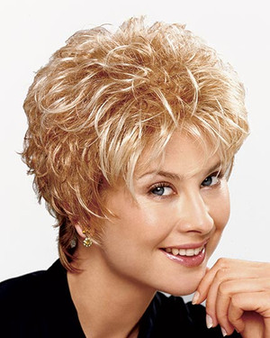 gabor synthetic wig Instinct front  view
