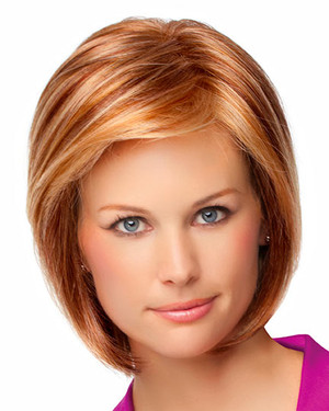 gabor synthetic wig Paradox front  view