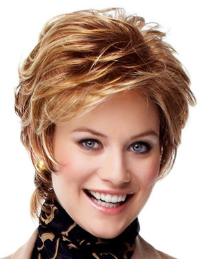 Gabor synthetic wig Vantage front view 1