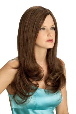 Louis Ferre NRC002 Human Hair Wig front