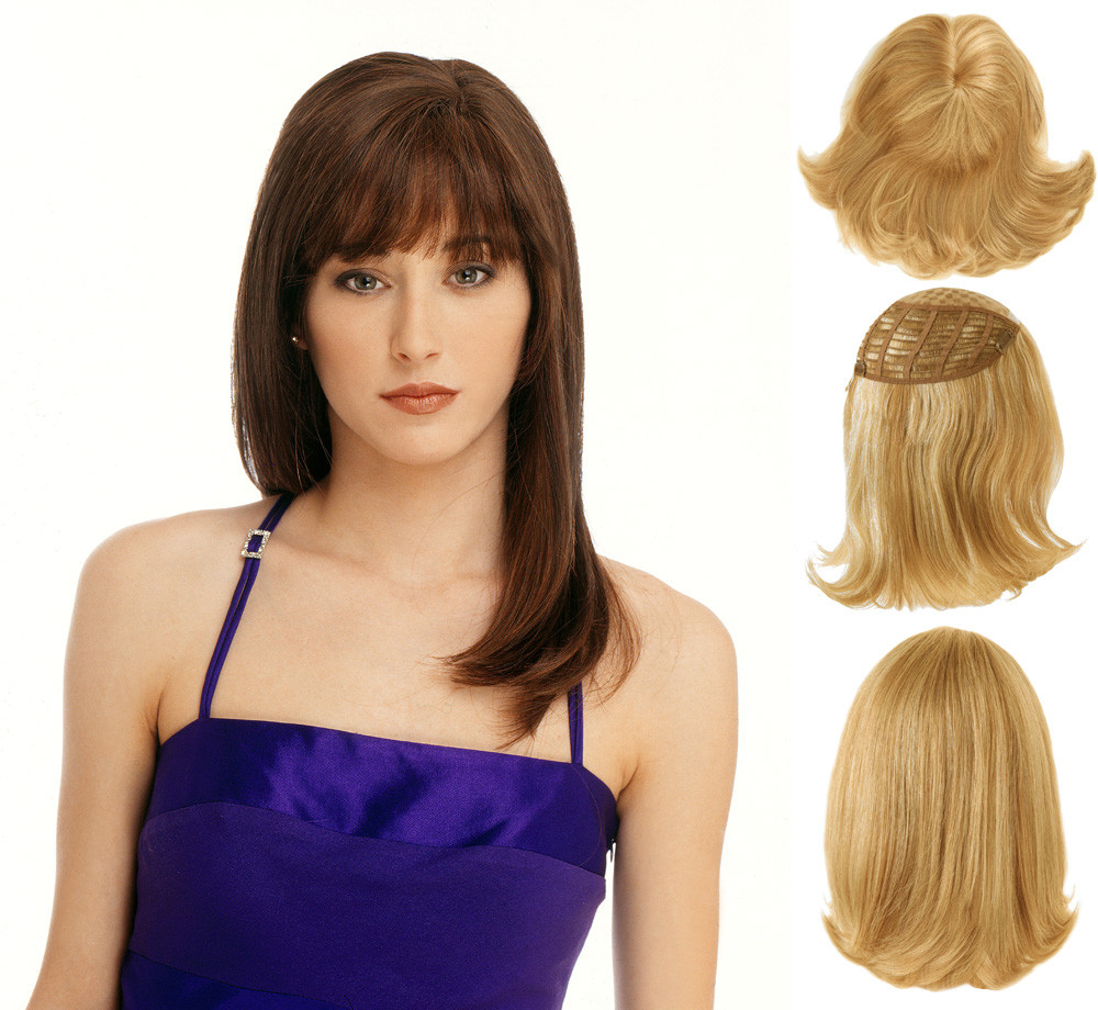 Louis Ferre TP 5002 Human Hair Top piece front eea3d2a19713