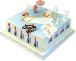 Pamper Yourself Cake