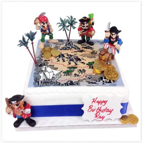 Inspirational Ideas For Boys Birthday Cakes