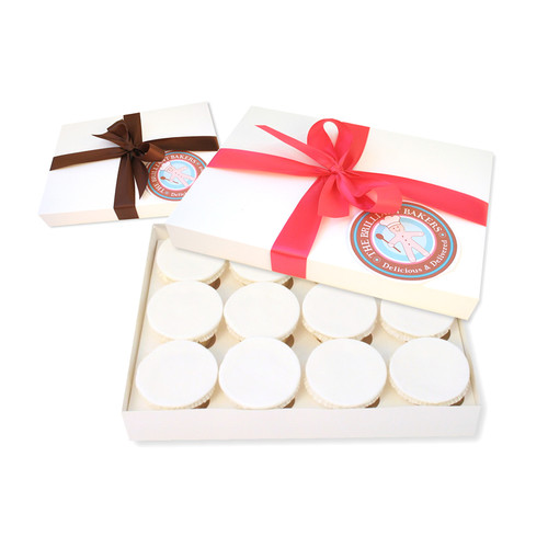 Box of 12 Corporate Cupcakes
