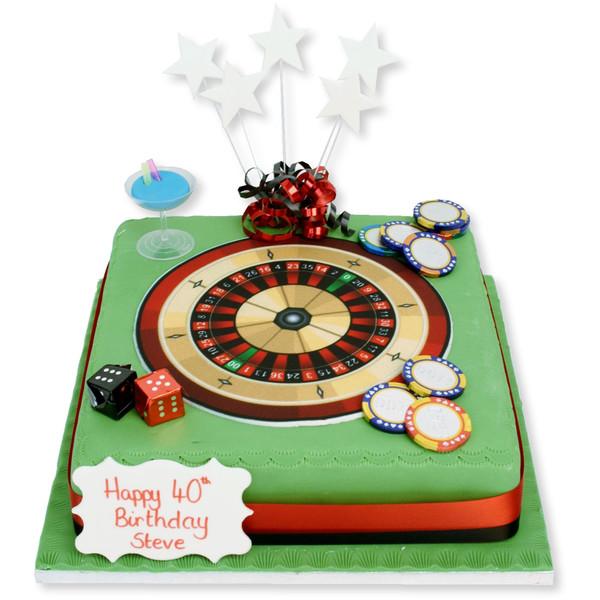 Roulette Cake
