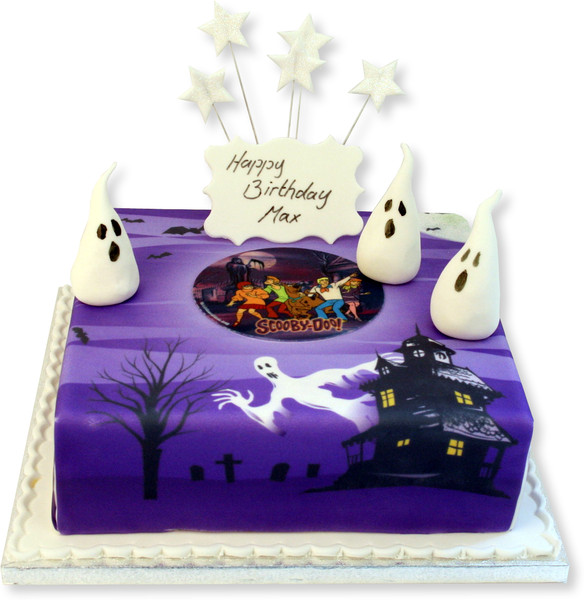 Scooby Doo Birthday Cake Boys Birthday Cakes The