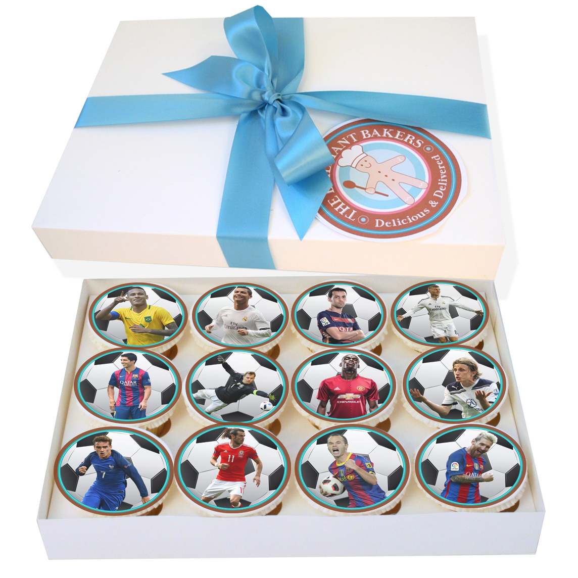 CUPCAKE QUIZ BOX SETS