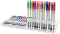 EcoWRITE™ ZEL™ Colors - 48 Assorted Color Gel Pens