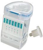 EZ Split 5 panel drug test cup