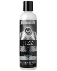 Master Series Jizz Scented Lube - 8 oz