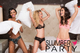 Host a Deviate Parties Slumber Party Enhancement Package has everything you need to host a sexy girls night in play party