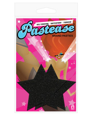 Pastease, Black Glitter Star