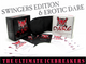 Deviate Dare Ice Breaker Combo Pack DV8 Dare Swingers Edition and Erotic Dare for the lifestyle Created for Swingers by Swingers™