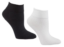 Health & Comfort 3 Pack Ankle Socks | Diabetic Socks