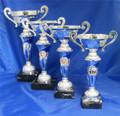 SBH1 SBH2 SBH3 SBH4 Silver Handled Bowl Cups