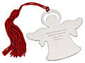 Christmas Angel Tree Decoration or Gift Label