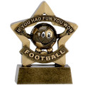 Mini Star Football Fun Award