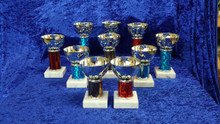Small sale bowl trophy set of 10