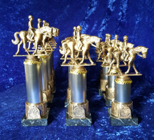 antique gold sale equestrian awards