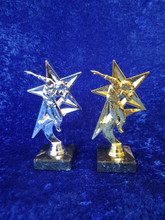 Street dance figure gold silver offer