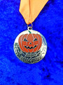 Happy Halloween 50mm medal