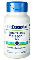 Natural Sleep® Melatonin