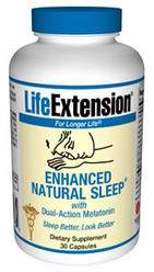 Enhanced Natural Sleep® with Dual-Action Melatonin