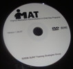 Nonrefundable-We will ship to MAT TRAINERS ONLY: MAT Classroom DVD