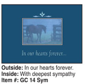 Greeting Card - Sympathy