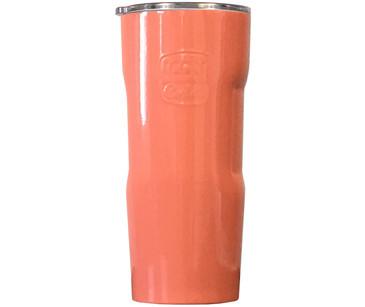 24oz. Tumbler - Salmon Pink